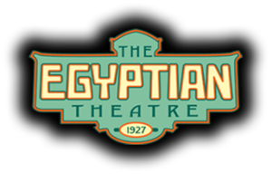 The Egyptian Theatre - Logo