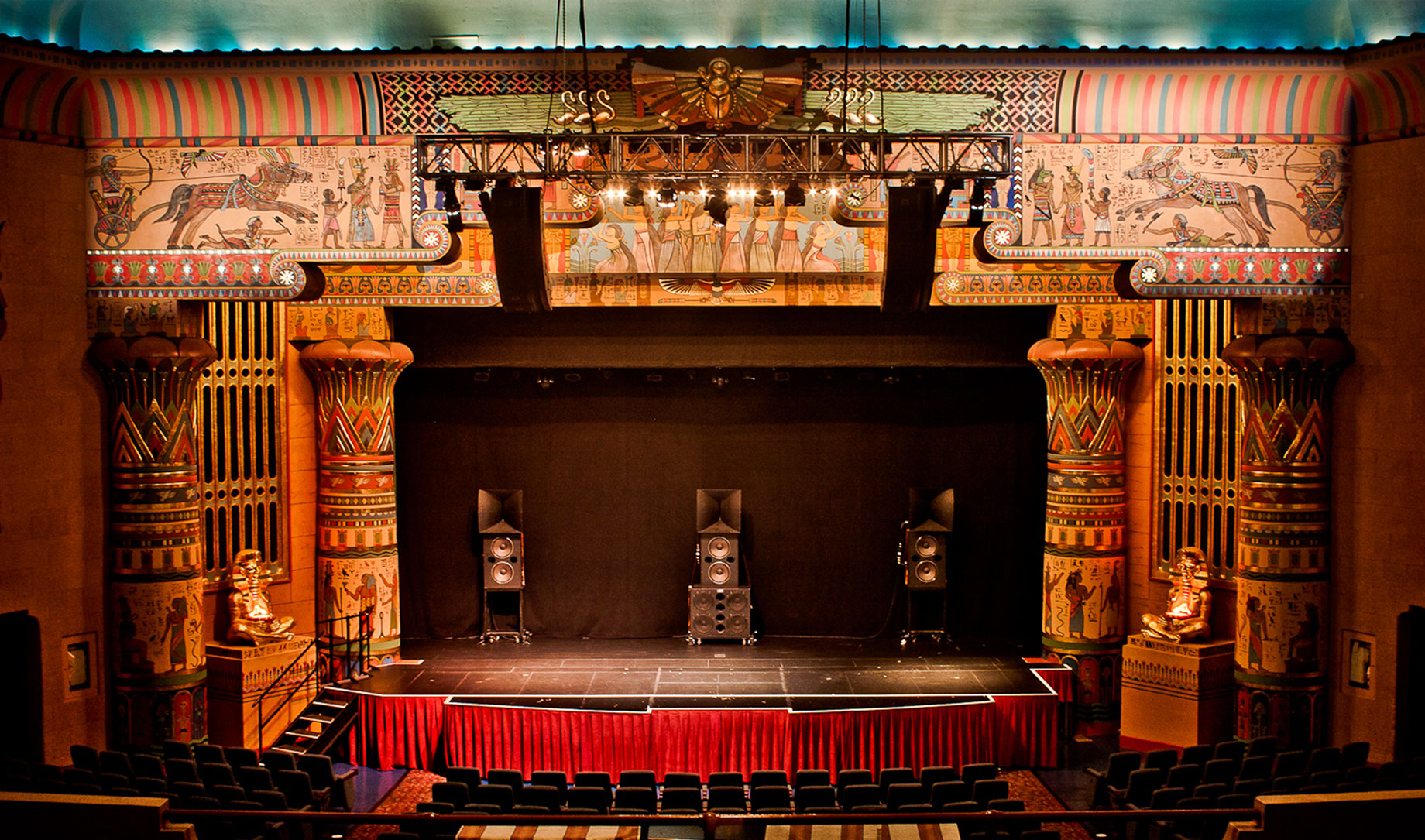 About The Egyptian Theatre